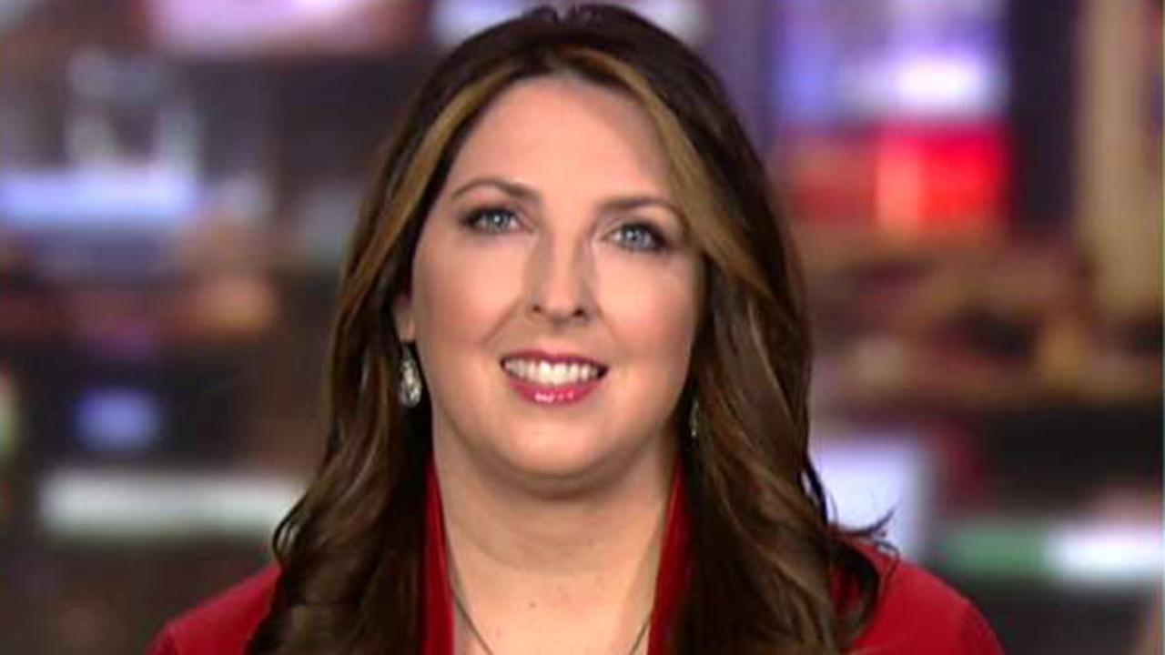 RNC Chair Ronna McDaniel reacts to her uncle Mitt Romney's anti-Trump op-ed: Let's take on Democrats, not the president
