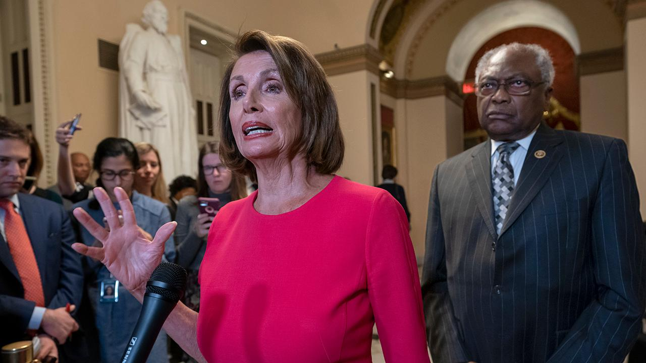 Nancy Pelosi, Democrats refuse to fund border wall