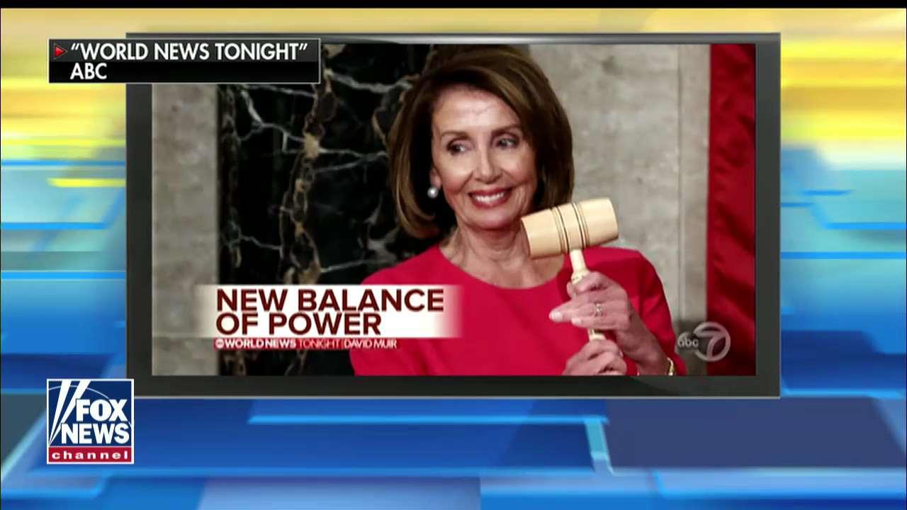Tomi Lahren on Media 'Love-Fest' Over Speaker Pelosi's Return