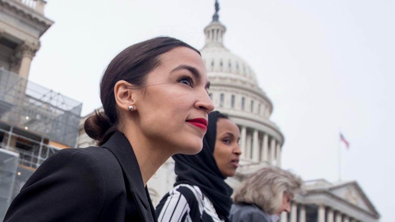 Socialist Alexandria Ocasio-Cortez proposes taxing the rich at 70 percent