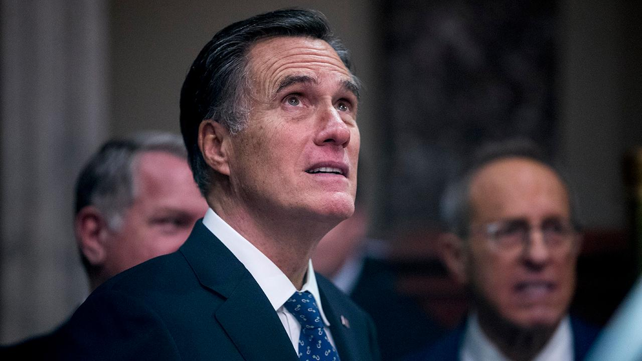 Westlake Legal Group 694940094001_5986322944001_5986319606001-vs Romney says Mueller report left him 'sickened at the extent and pervasiveness of dishonesty and misdirection' Matt Richardson fox-news/person/donald-trump fox-news/news-events/russia-investigation fox news fnc/politics fnc ce128316-9c75-5c22-af7c-2d7e108d6a05 article