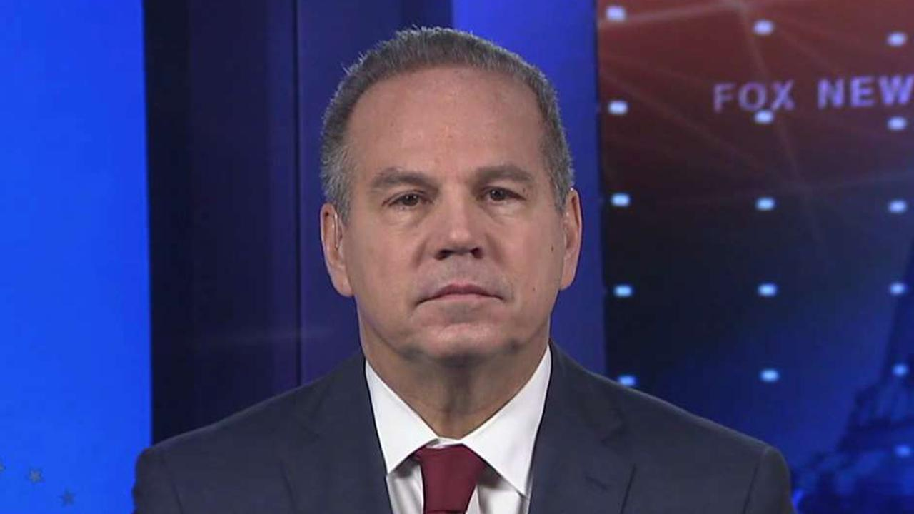 Rep. Cicilline calls for the immediate reopening of the government, says a border wall doesn't reflect American values