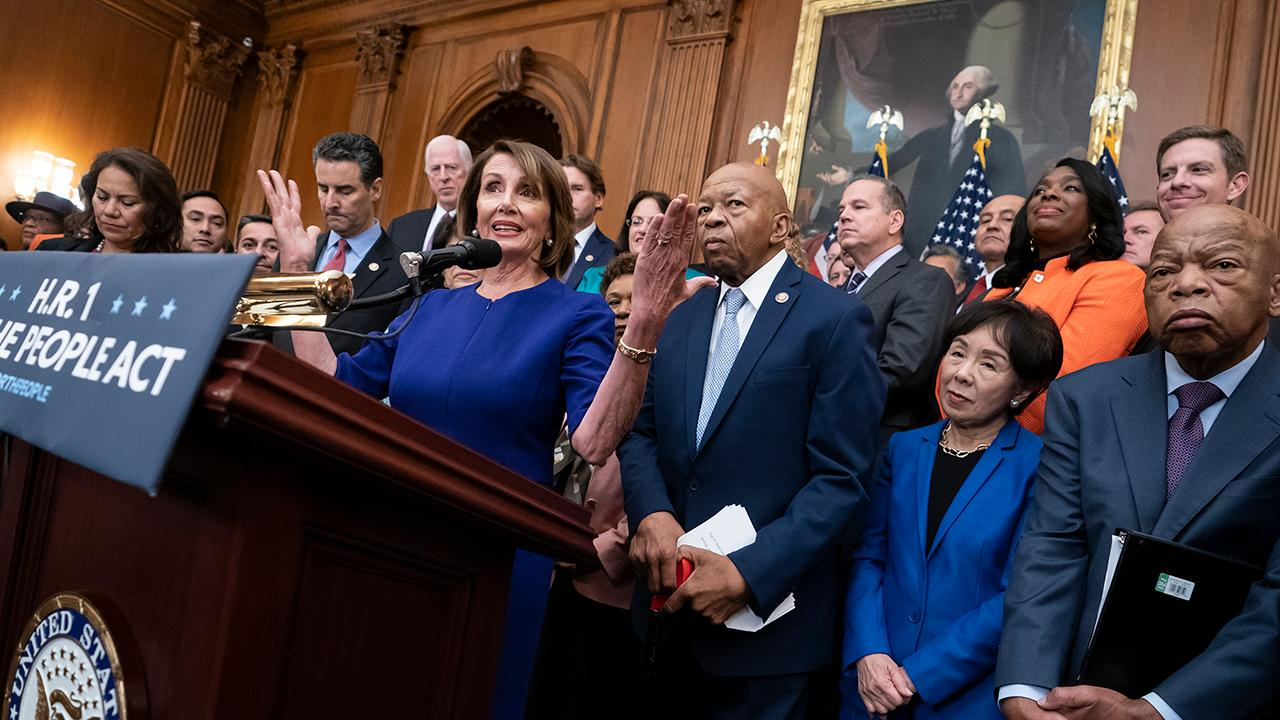 With the Democrat party so fractioned, will they be divided over messaging going into the 2020 election cycle?
