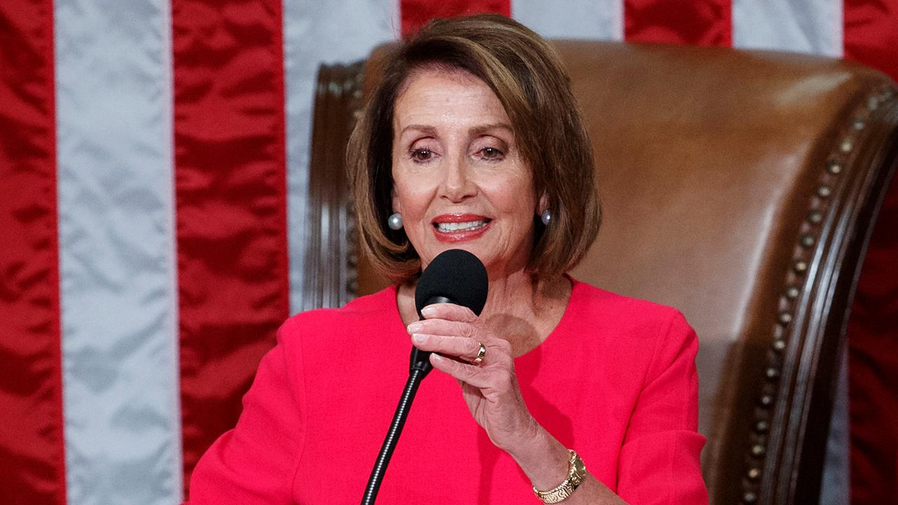 Speaker Nancy Pelosi tamps down impeachment talk, hints Democrats will not pursue without Republican backing