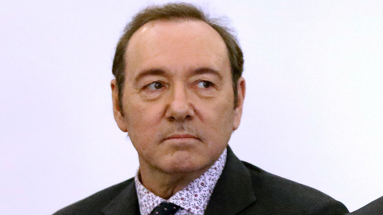Kevin Spacey's lawyers enter not guilty plea to charge of felony indecent assault and battery