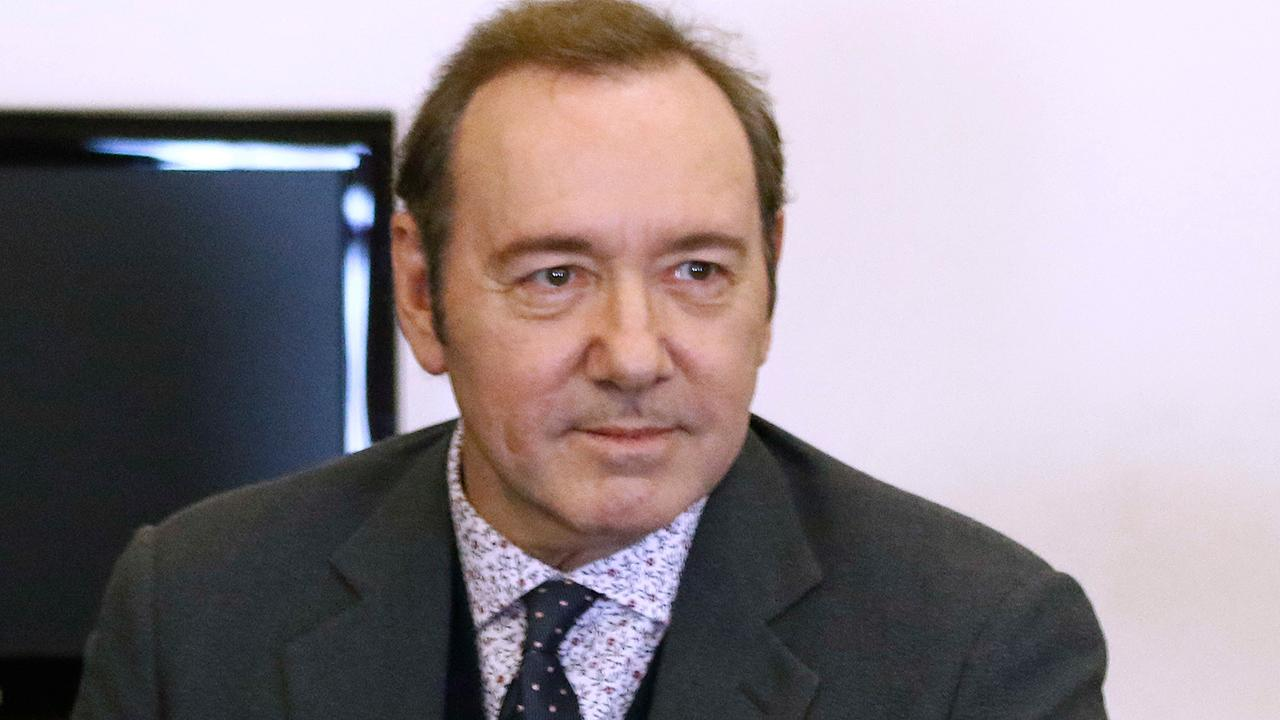 Actor Kevin Spacey faces sex assault charge in court