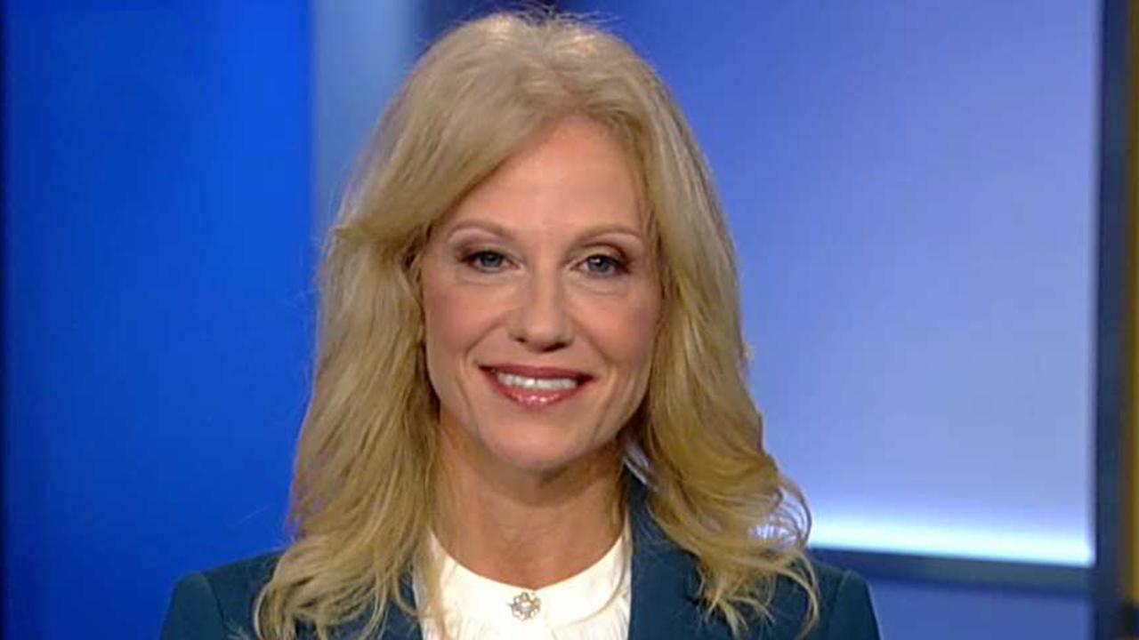 Conway blames Congress, courts for crisis at border, hedges on use of emergency powers thumbnail