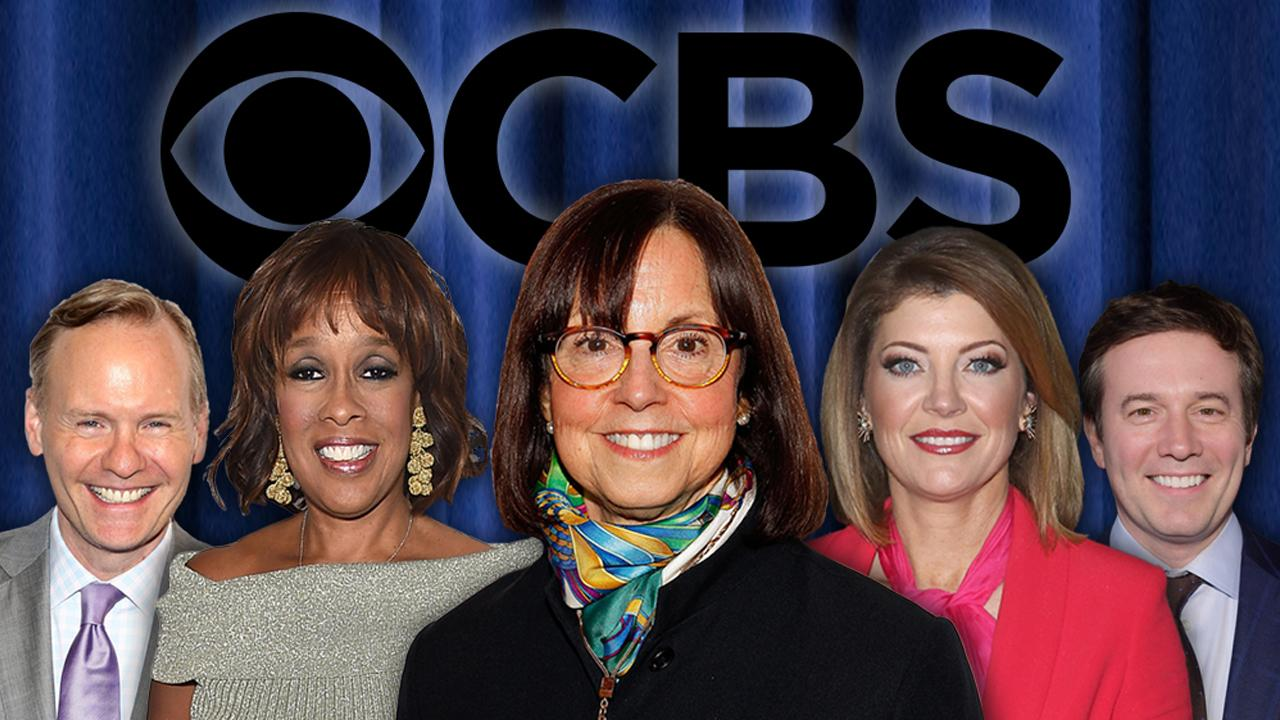 CBS News' new boss inherits sex scandals, sagging ratings, and a network in chaos