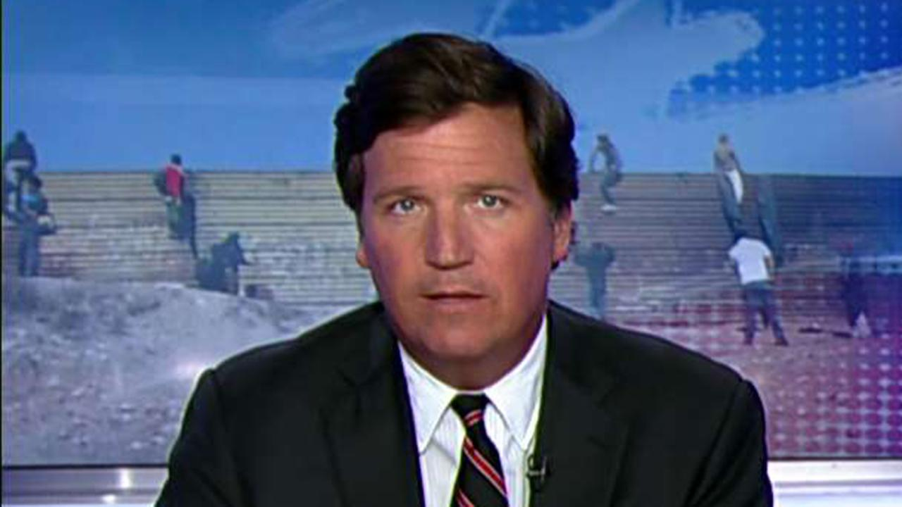 Tucker: Democratic talking points 'manufactured' border crisis echoed across the land