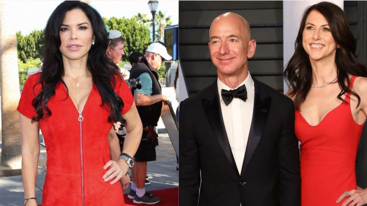 Jeff Bezos' reported new girlfriend, Lauren Sanchez, has prolonged list of Hollywood credits