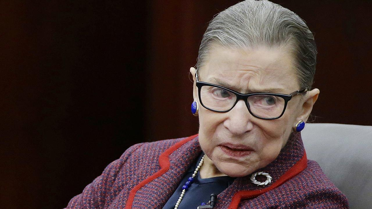 Ginsburg absence shakes court: White House makes preparations, coming weeks seen as key