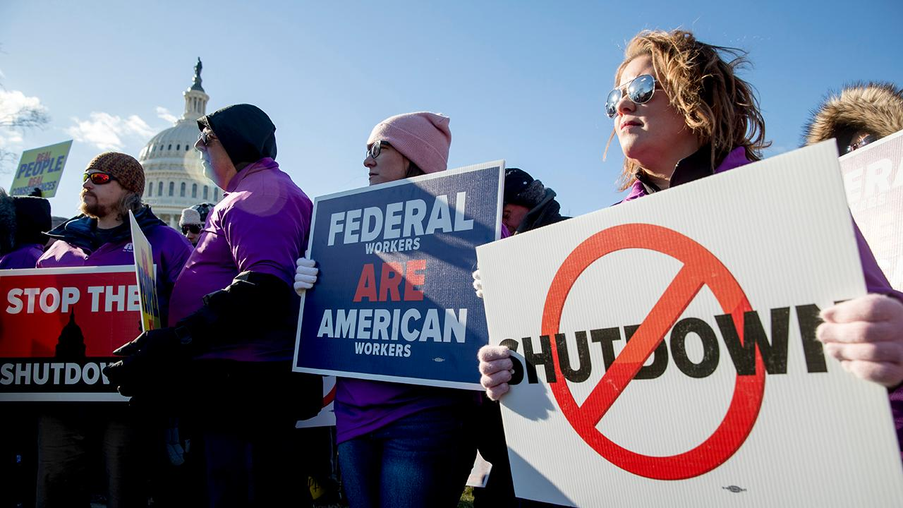 When will Congress have a sense of urgency to fix the partial government shutdown? Federal workers miss first paycheck