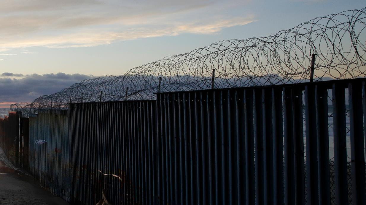 Border wall critics call it a 'medieval solution'