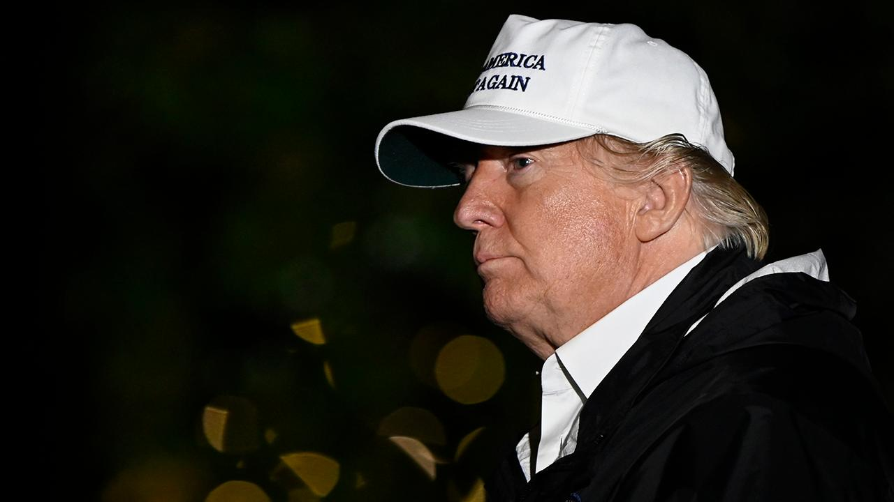 Trump joins Judge Jeanine for a phone interview to give an update on where Washington is at with the border crisis
