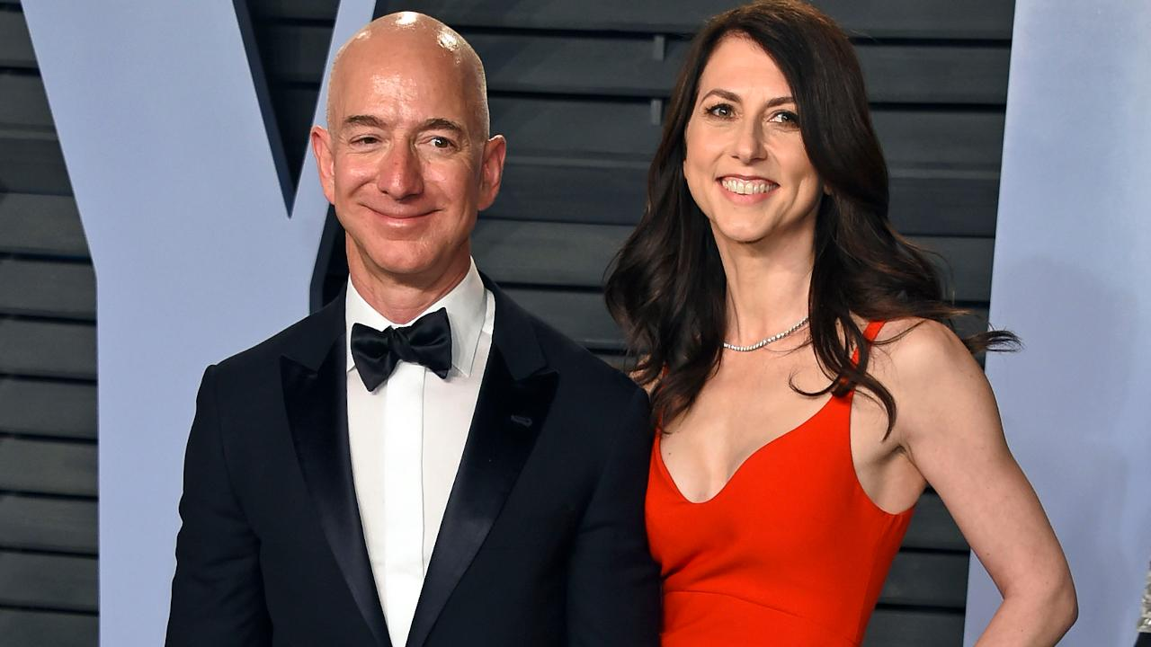 Jeff Bezos' publication mess