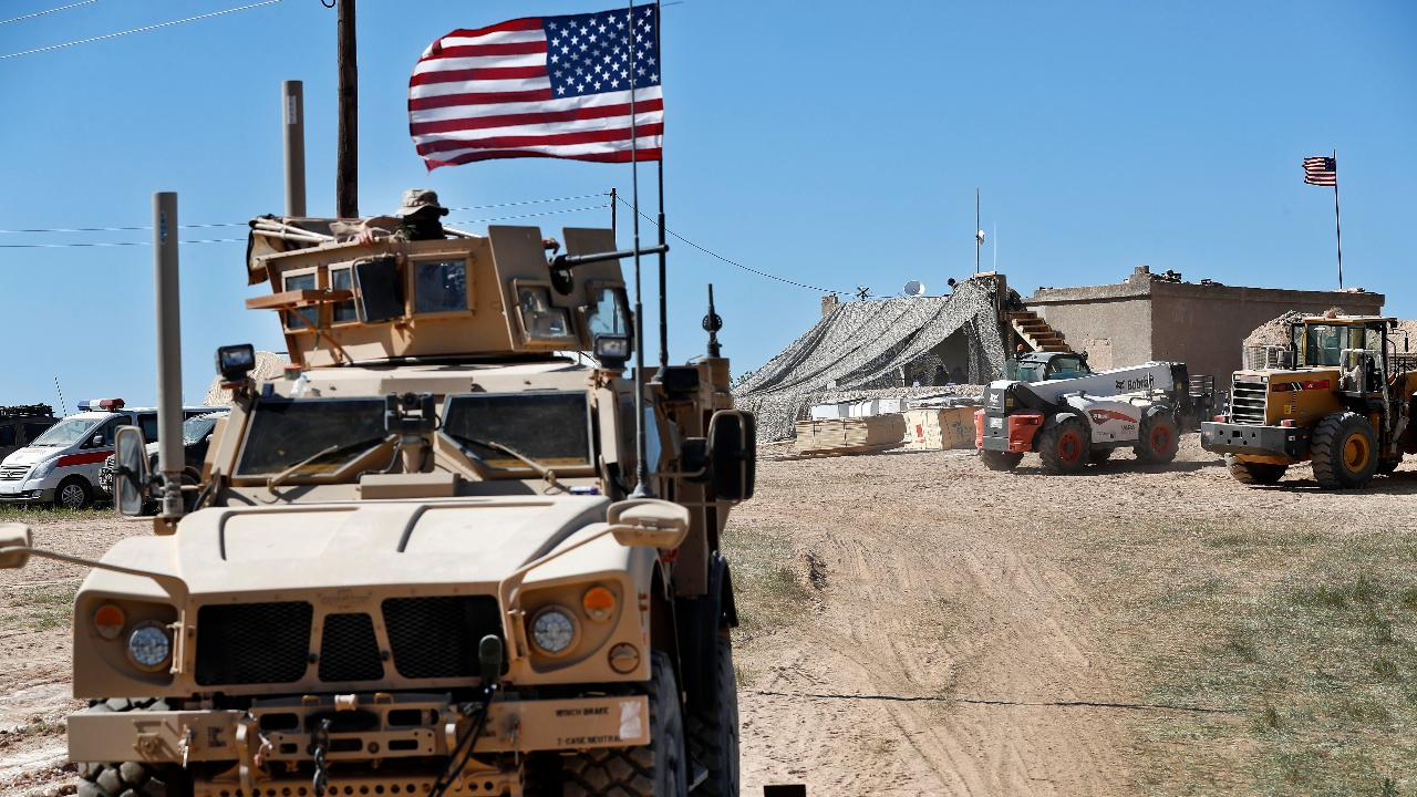 What are the possible consequences for withdrawing US troops from Syria? Dan Hoffman says it's too early to talk about