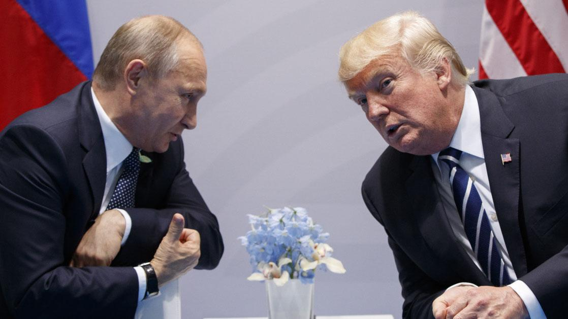 The Washington Post reports Trump concealed details of his face-to -face meeting with Putin from his own administration