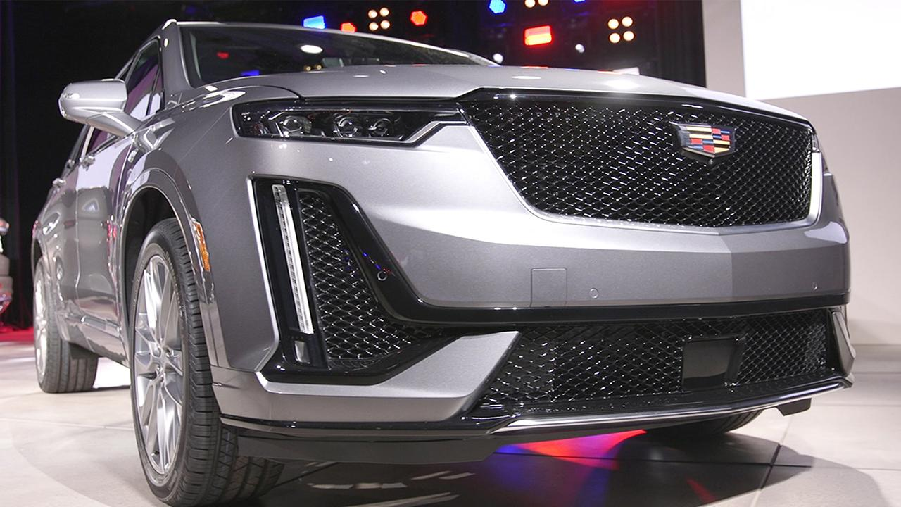Cadillac reveals Tesla-fighting electric SUV | Fox News