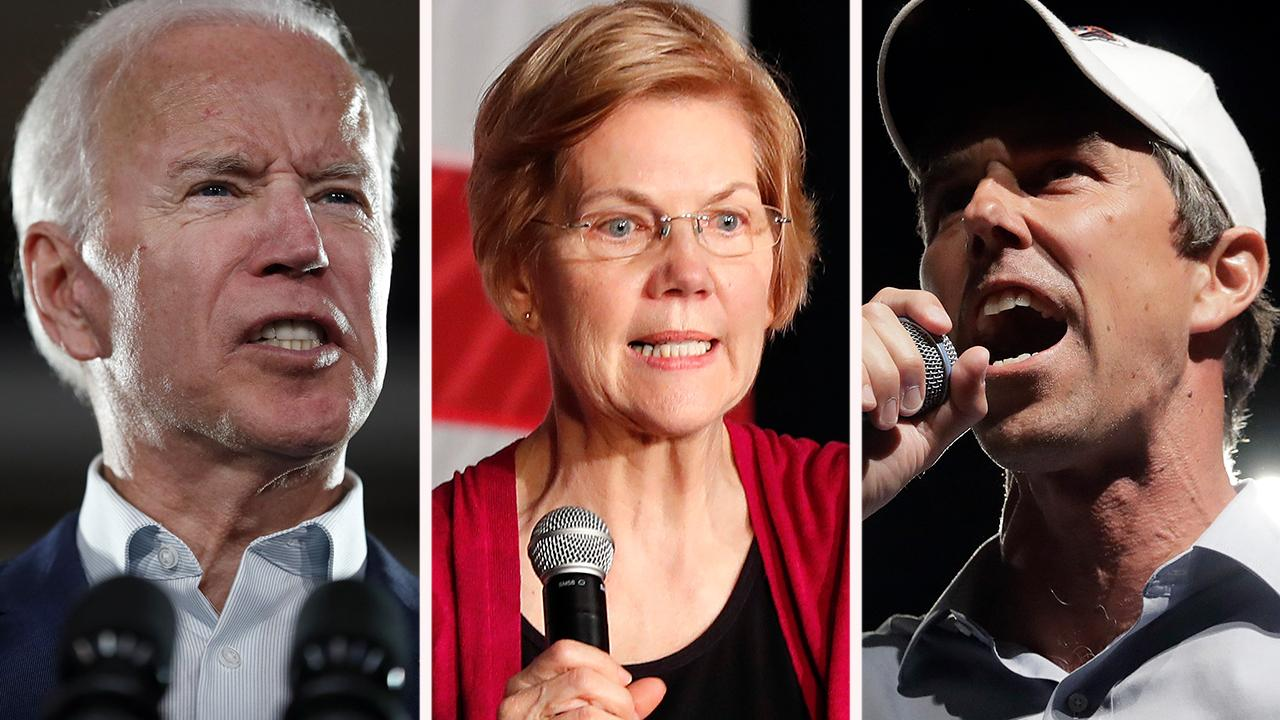 Do the left's 2020 contenders resonate with young voters? Several Democrats begin to announce their presidential bids