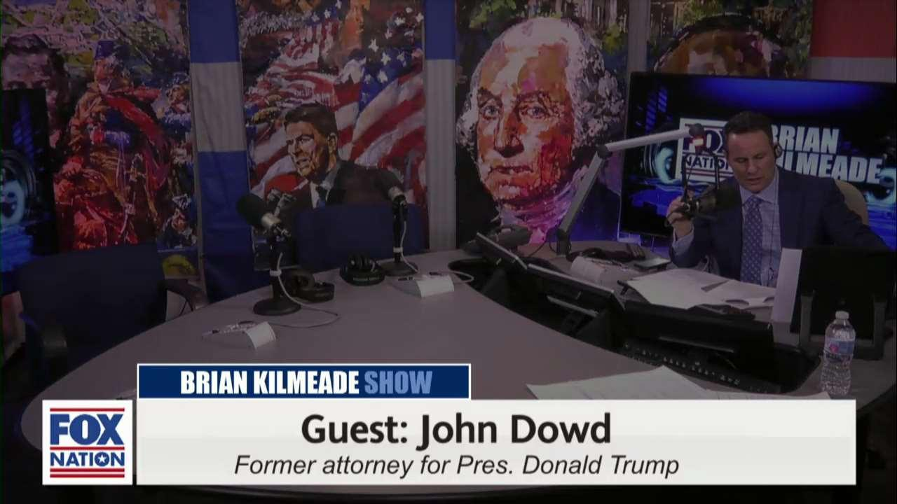 John Dowd On The NY Times Report Pres. Trump Working For Putin & Russia