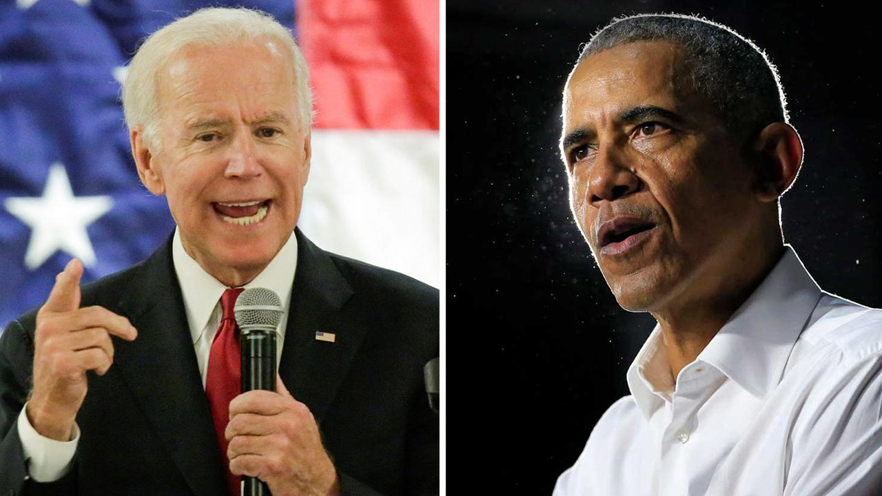 Biden family sounds warning – Dems moving too far left