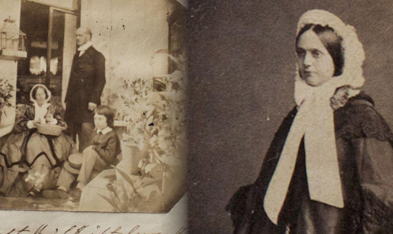 Long-lost Jane Austen family photo album discovered on eBay