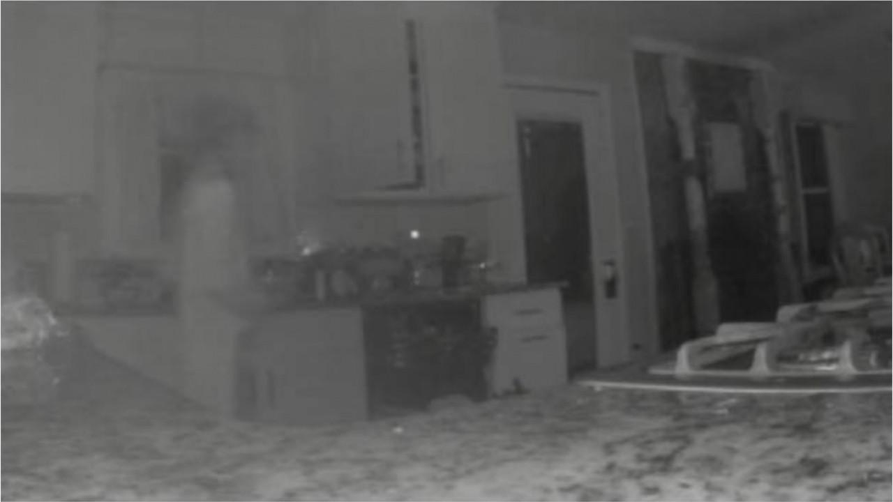 Security camera captured image of deceased son's spirit, Atlanta mother says