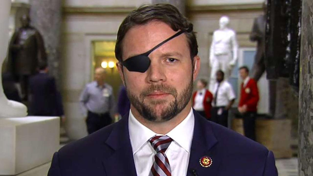 Rep. Dan Crenshaw on attack on US troops in Syria: We don't want soldiers to die in vain