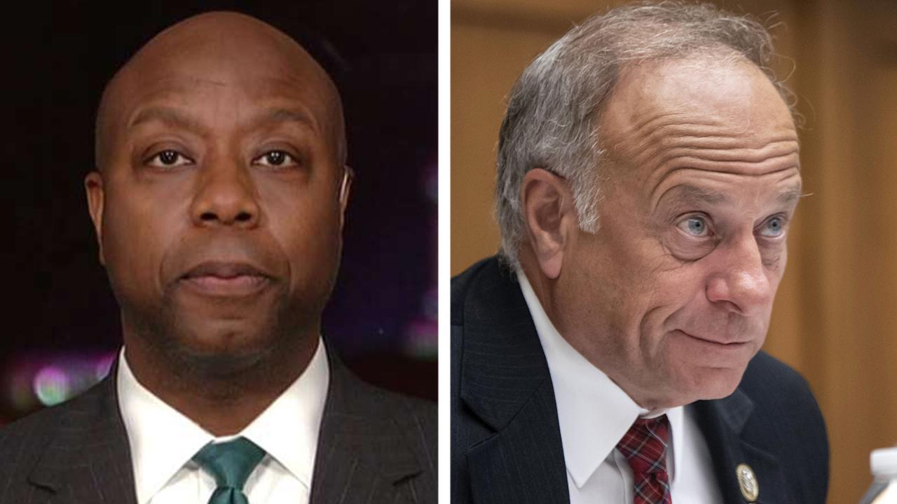Sen. Scott on Steve King: Talk of racism inside GOP hurt party's message to Americans