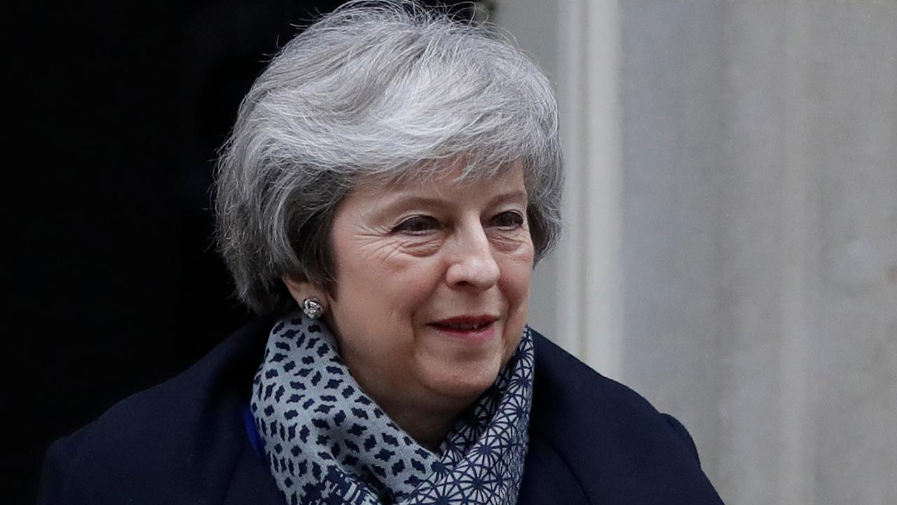 British PM May survives no-confidence vote one day after her Brexit deal was voted down