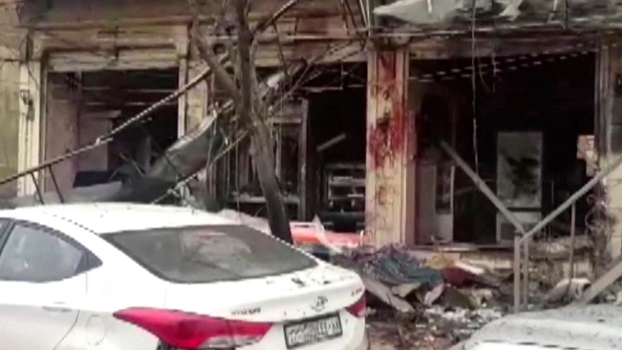 ISIS attack in Syria kills 4 Americans as US plans troop withdrawal