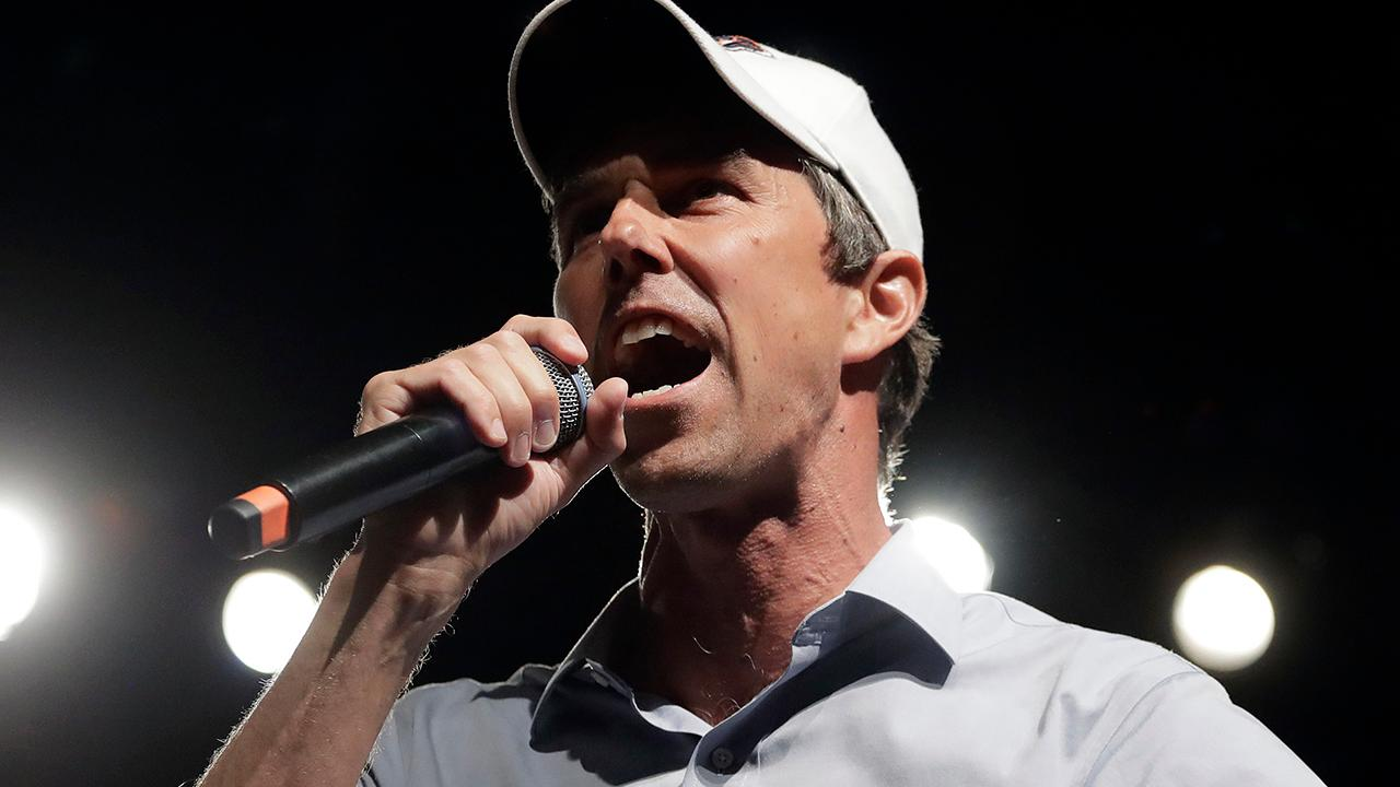 Beto O'Rourke pens epic, rambling blog from road trip: 'In and out of a funk'