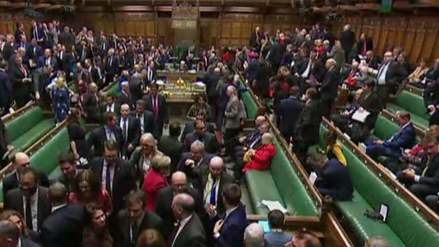 British Parliament to debate and vote on Theresa May's Brexit 'Plan B' on January 29