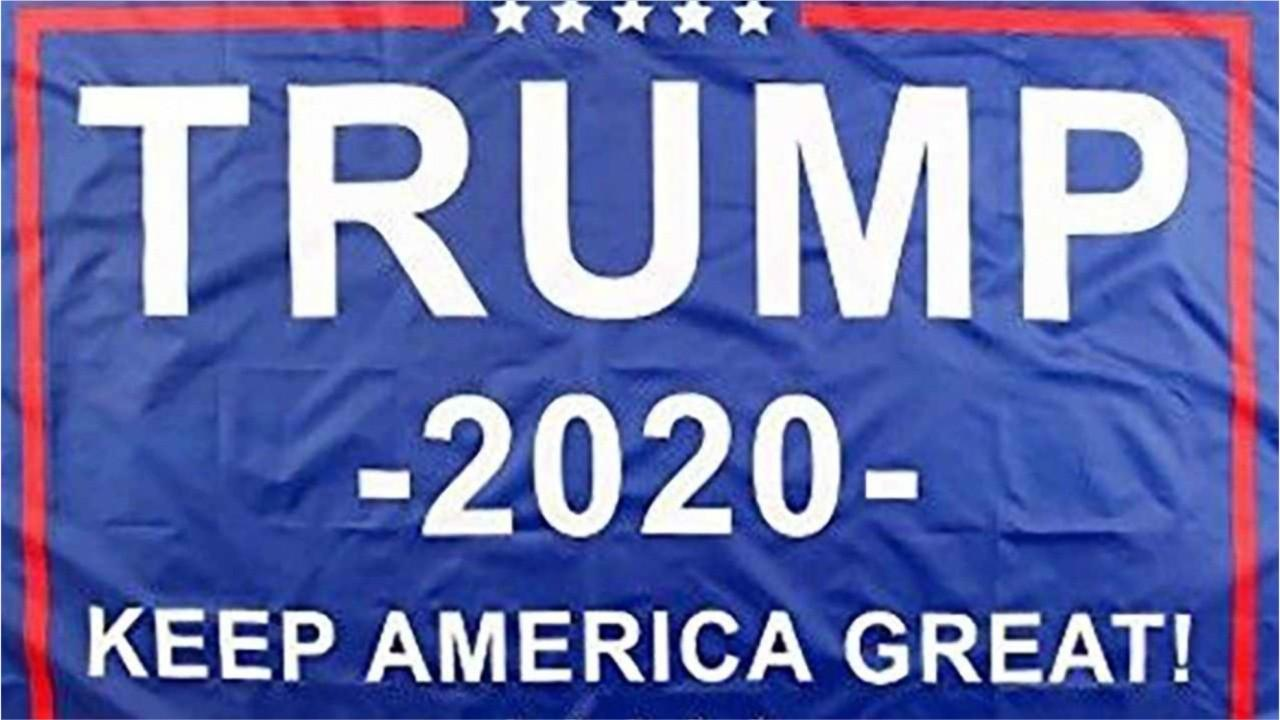 Trump 2020 banner at high school basketball game causes uproar