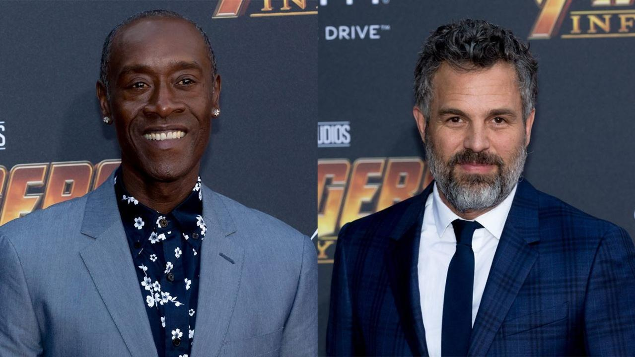 Don Cheadle refuses to do press with 'Avengers' co-star Mark Ruffalo