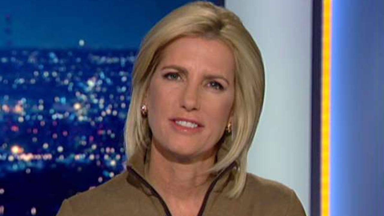 Laura Ingraham rips Trump's decision to postpone State of the Union