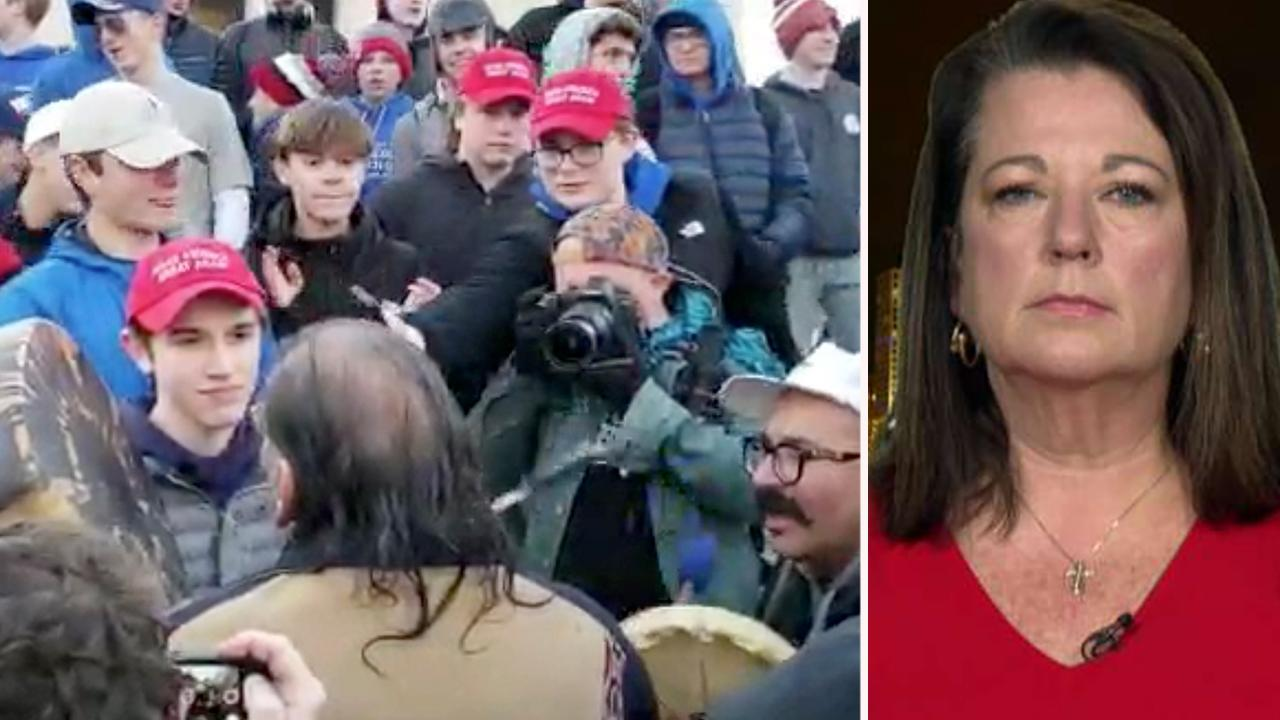 Covington Catholic chaperone: Our students were targeted for what they stood for and the color of their skin