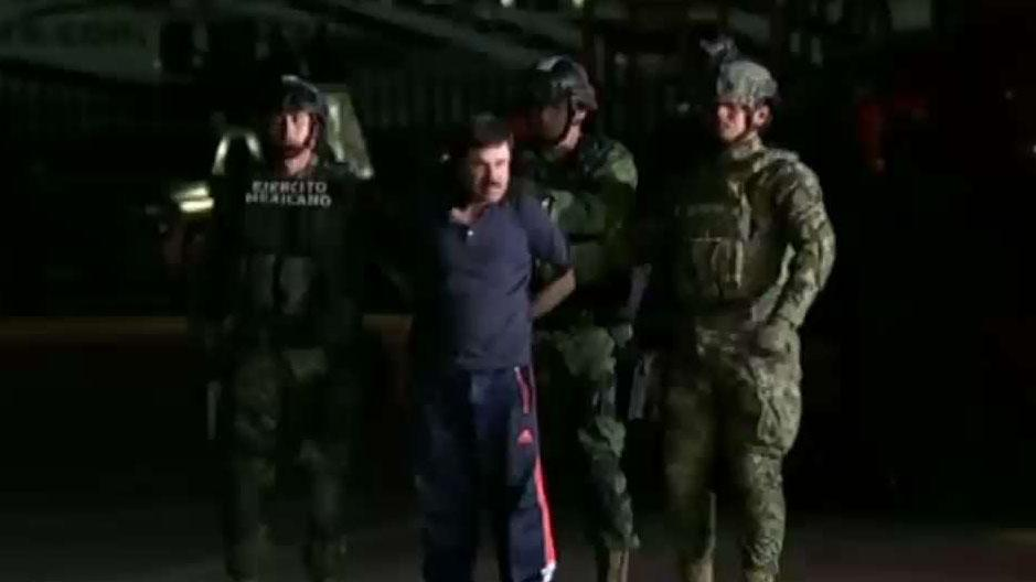 Prosecution presents case against accused drug kingpin El Chapo