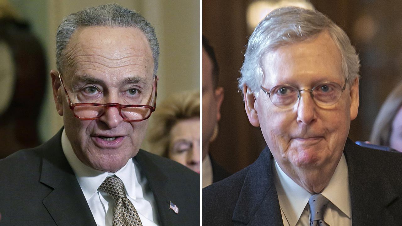 Senate vote on dueling border proposals hopes to jumpstart talks to end the shutdown