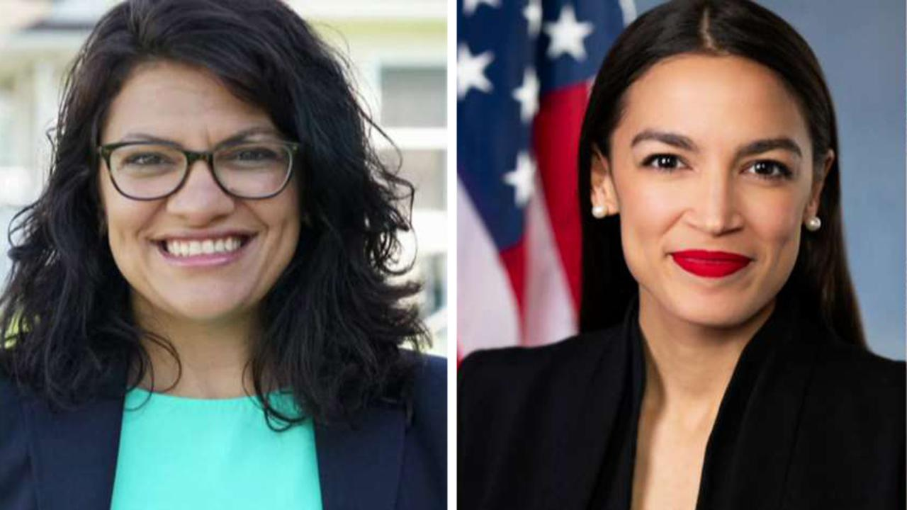 Ocasio-Cortez and Tlaib join House Oversight Committee