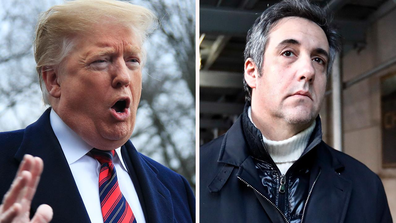 Michael Cohen alleges Trump made threats to his family, postpones his congressional testimony