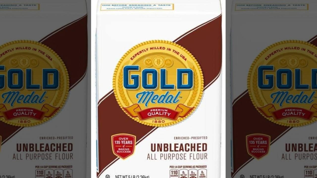 General Mills has issued a national recall for a variety of unbleached flour over the potential presence of salmonella.