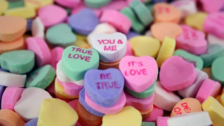 Why you can't buy Sweethearts this Valentine's Day