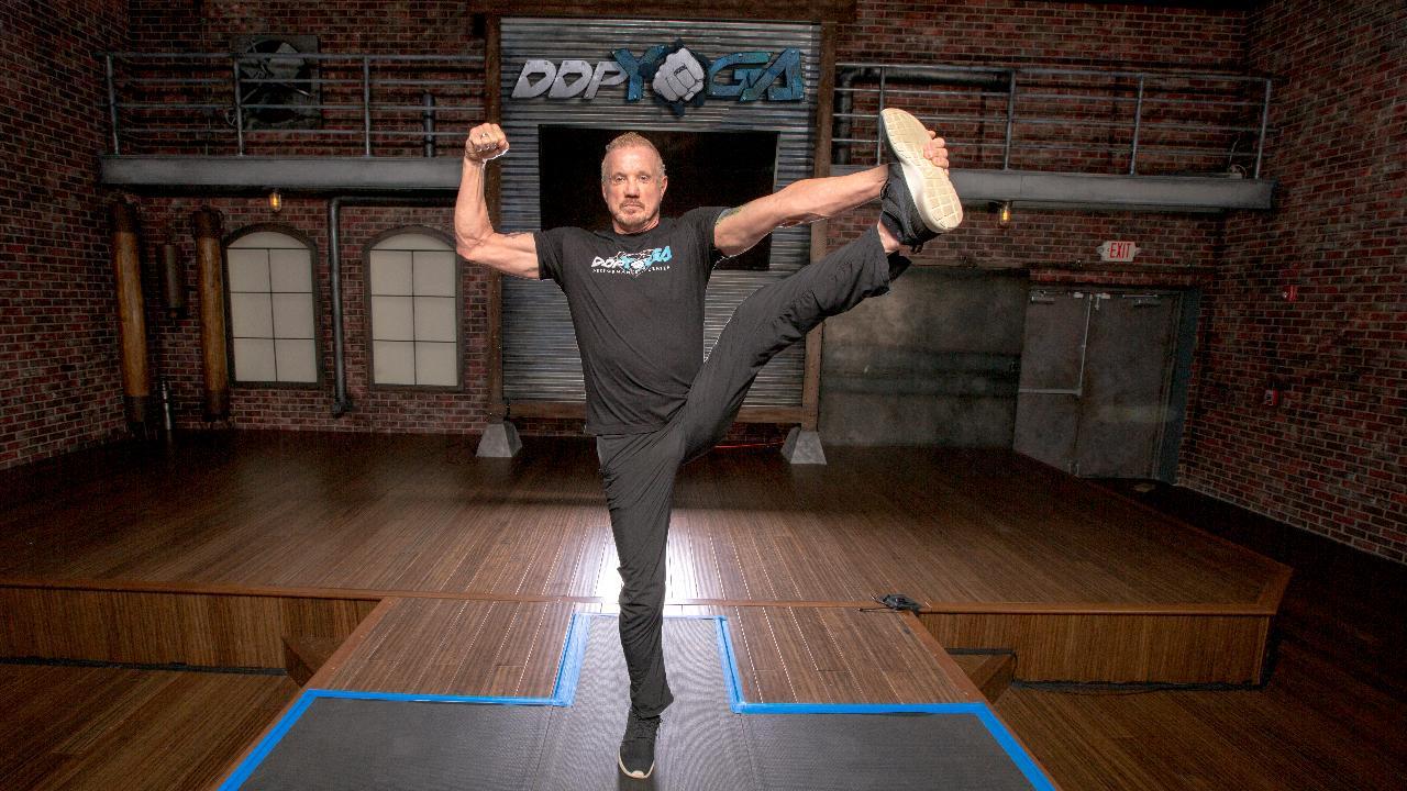 Diamond Dallas Page Wants To Make You Superhuman With Ddp Yoga Fox News