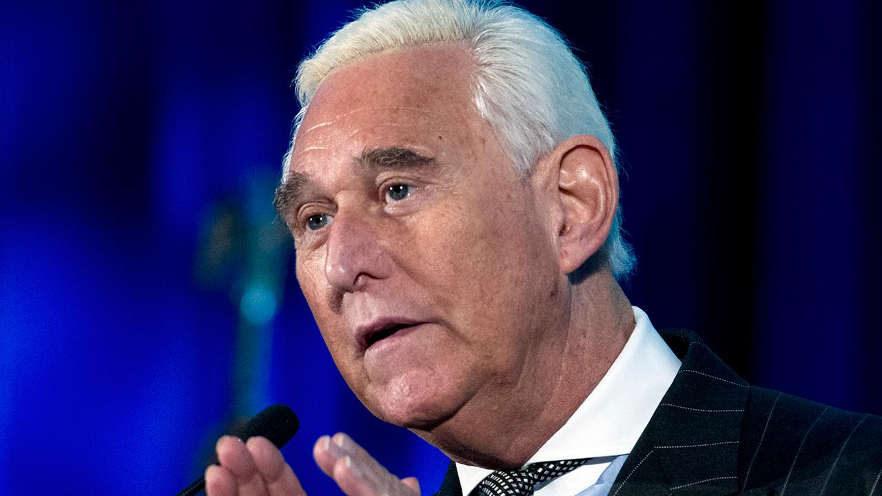 Roger Stone arrested following indictment by federal grand jury in Russia probe