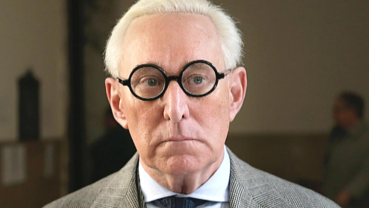 Roger Stone escorted from Florida home in early morning hours to face charges in Mueller probe