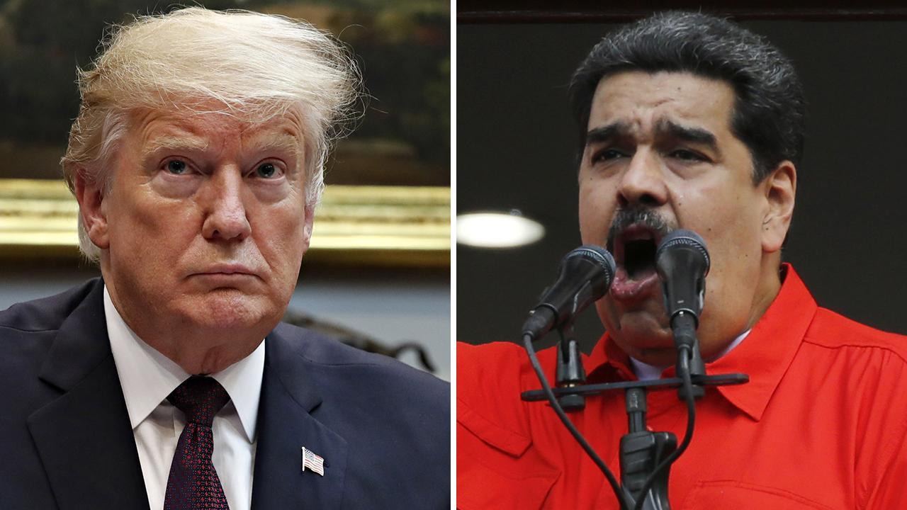 Bill Richardson: Trump's 'bold move' puts Venezuela's Nicolas Maduro on the defensive
