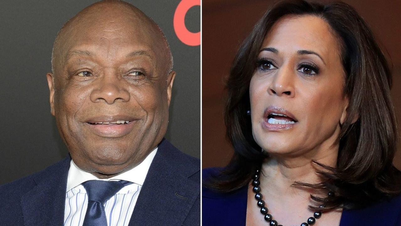 Former San Francisco Mayor Claims Extramarital Affair With Kamala Harris Latest News Videos Fox News