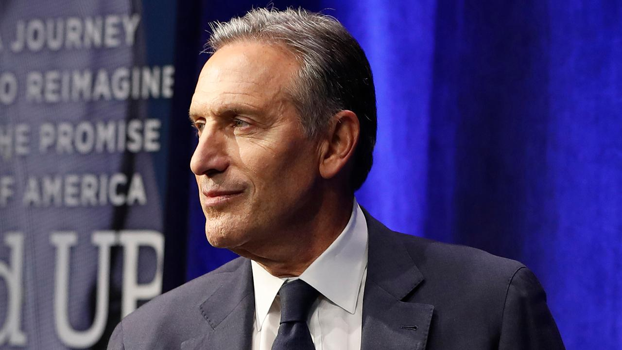 Howard Schultz on the democrats: I don't think their views represent the majority of Americans