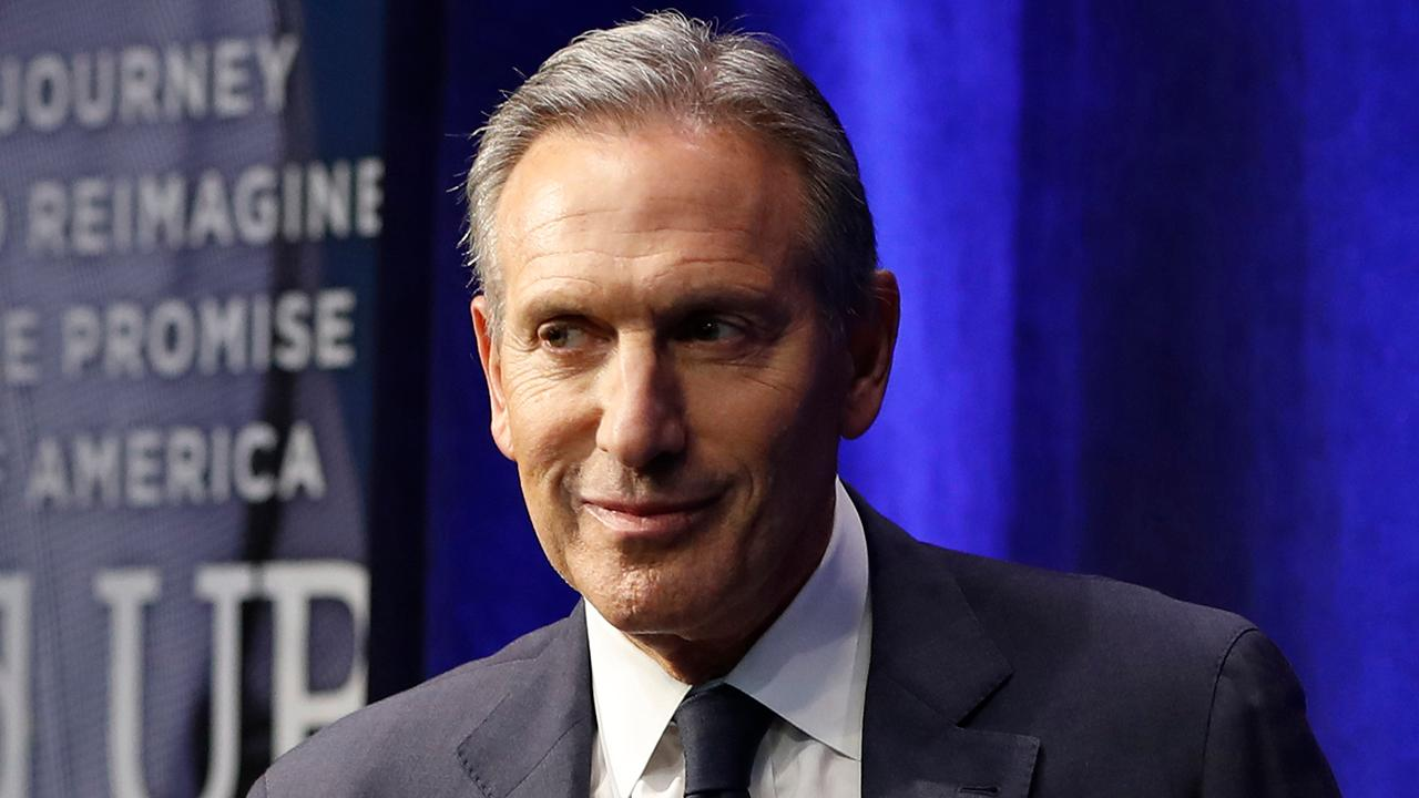 Democrats tell Howard Schultz to stay away from presidential ambitions
